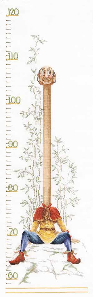 Efteling Growth chart