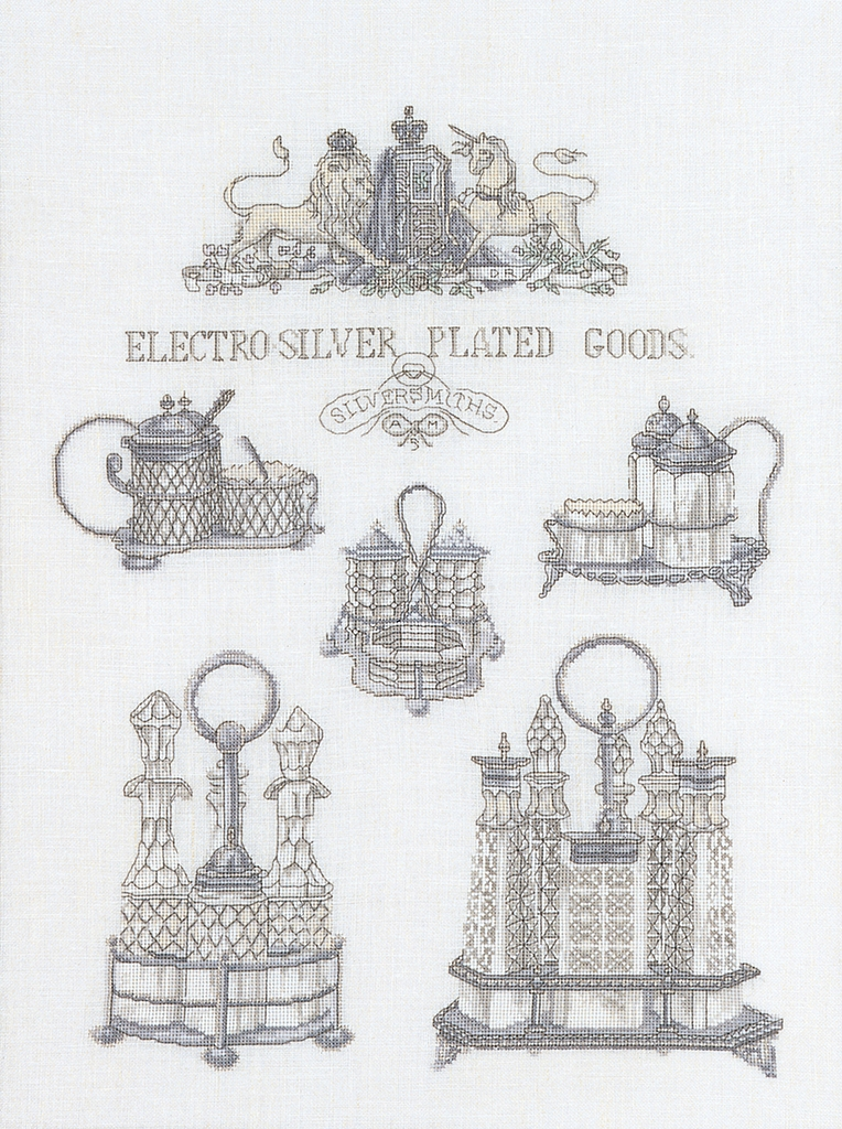 Silver Plated Goods