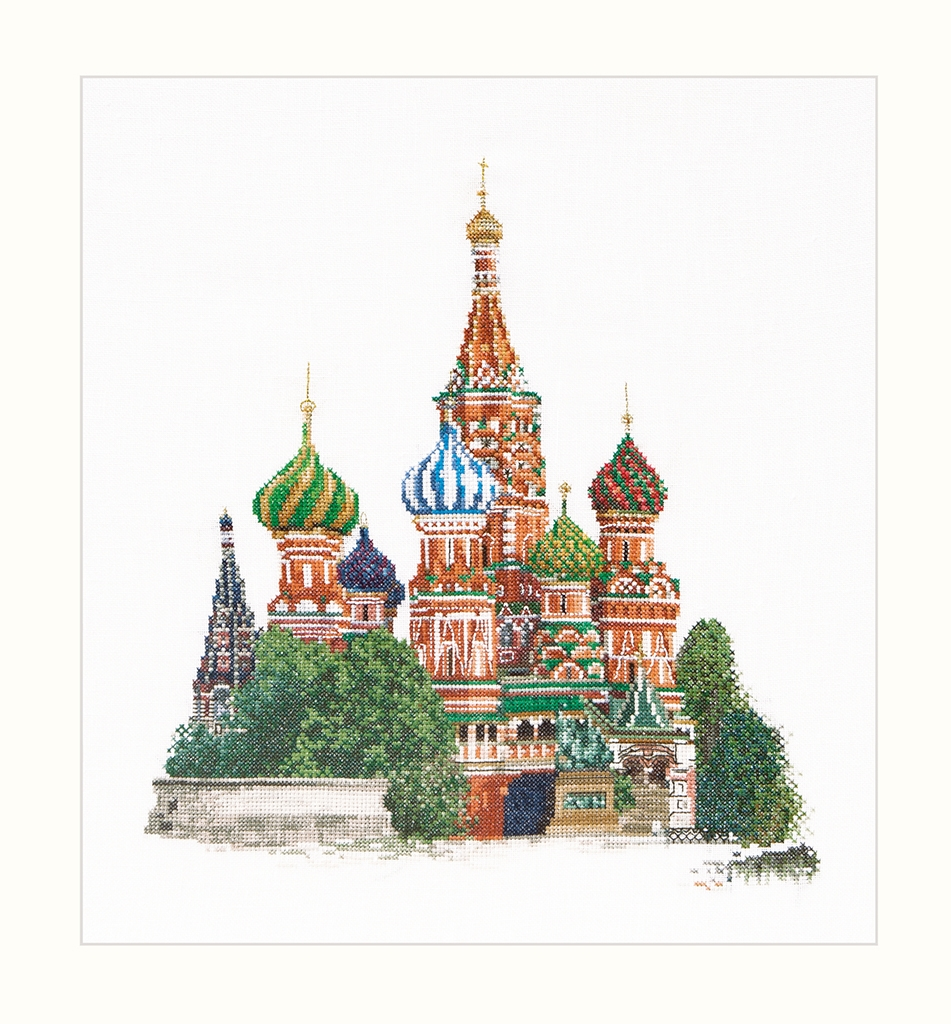 St. Basil's Cathedral Moscow
